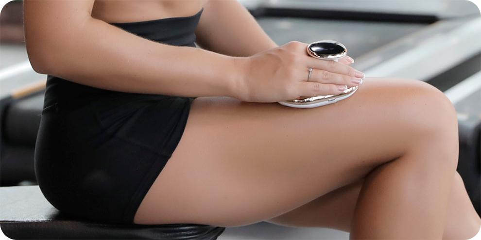 Портативный массажер Xiaomi Yarrasonic RF Body Shaper