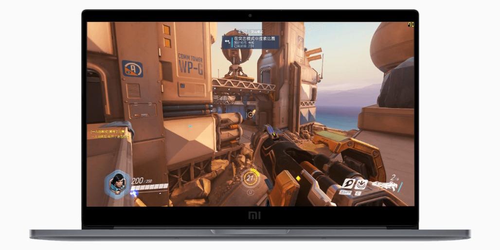Ноутбук Xiaomi Mi Notebook Pro 15.6 Enhanced Edition