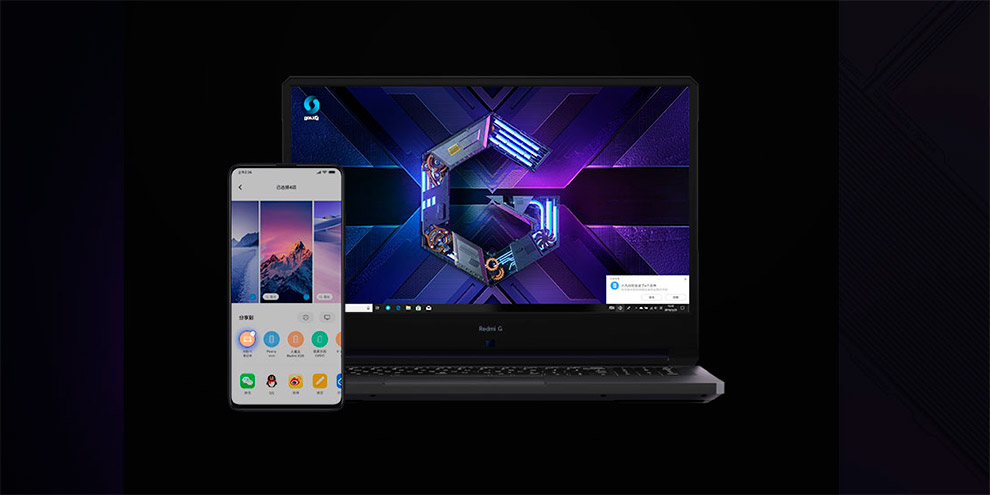 Ноутбук Xiaomi Redmi G